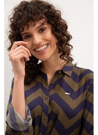 U.S. Polo Assn. Gömlek Renkli